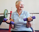 Weight training pensioners had better cognitive responses