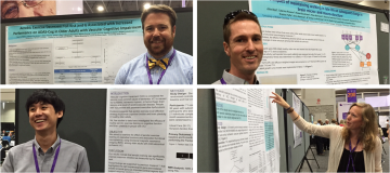 Our Lab at AAIC 2015